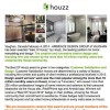 Houzz Award 2014