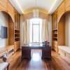 Chateau Inspired Custom Home - Den / Study Room