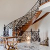 Chateau Inspired Custom Home - Main Foyer